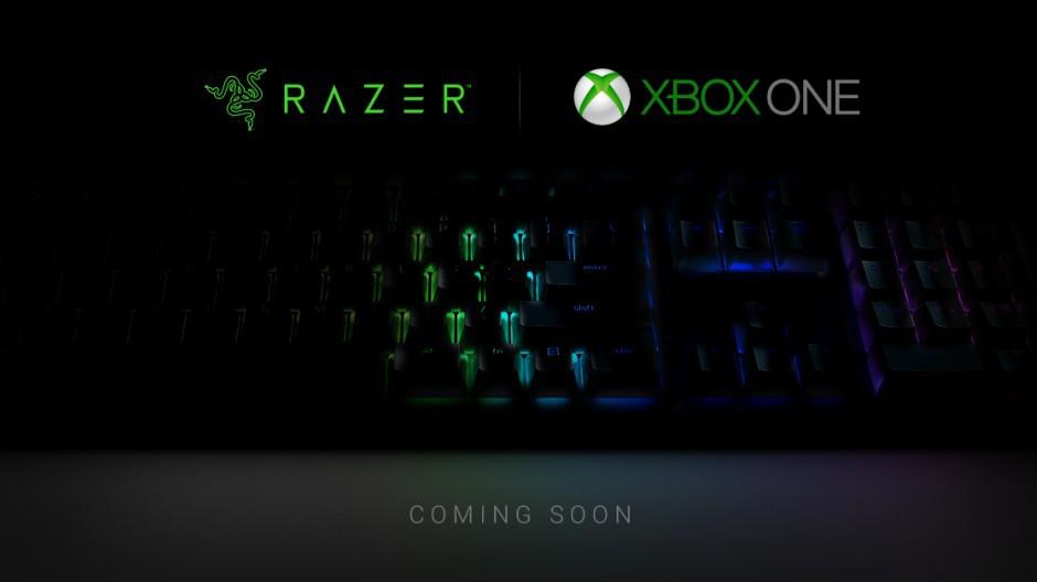 Endelig! Nå kommer mus- og tastaturstøtte til Xbox One.
