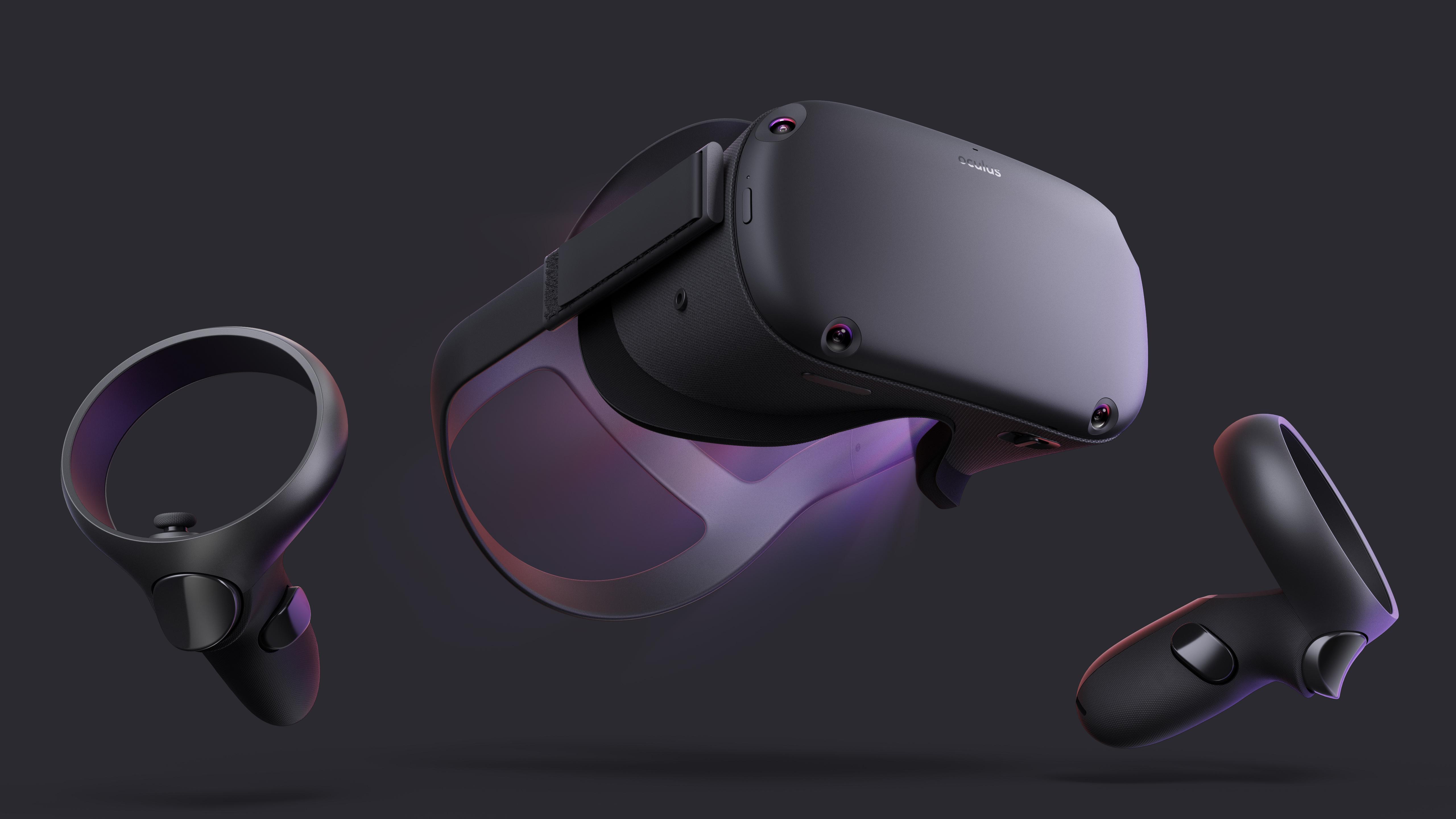 Dette er Oculus Quest - lanseres våren 2019