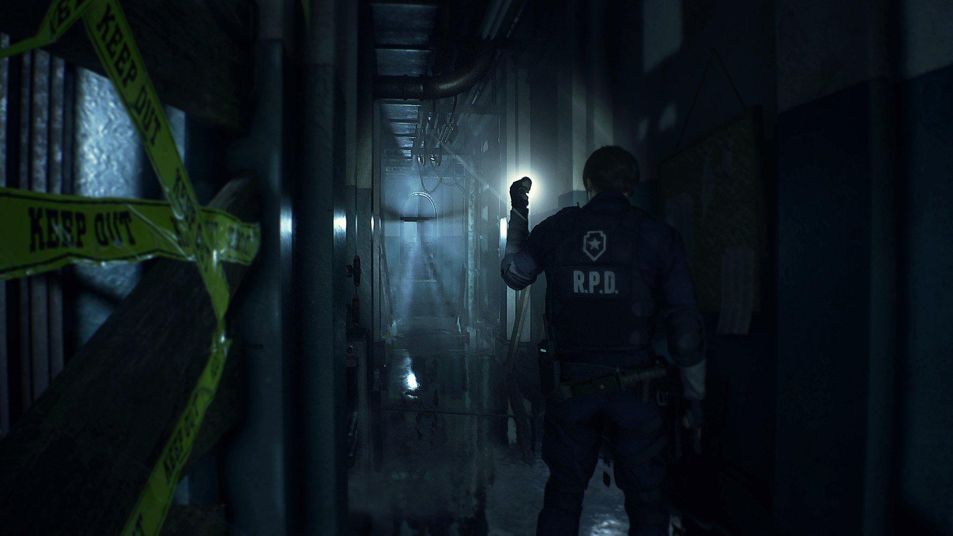 """- """"Resident Evil 2"""" får nesten filmliknende kvalitet."""