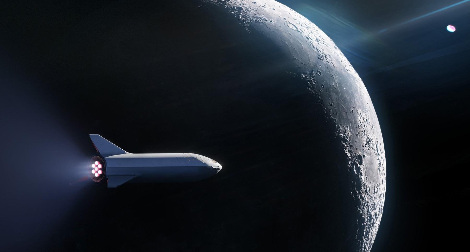 SpaceX har booket den første romturisten.