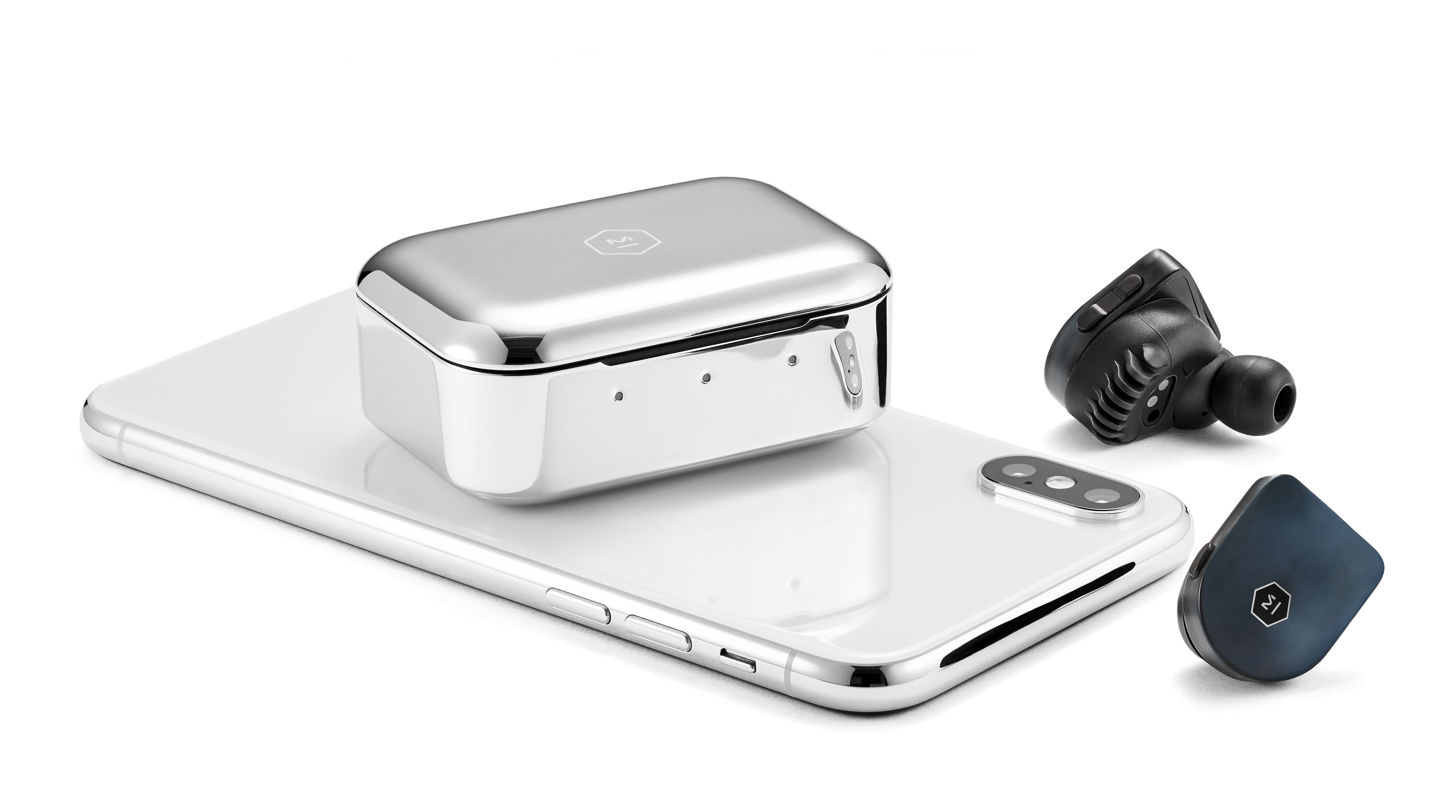 Disse trådløse øreproppene fra Master & Dynamic koster 2999 kroner