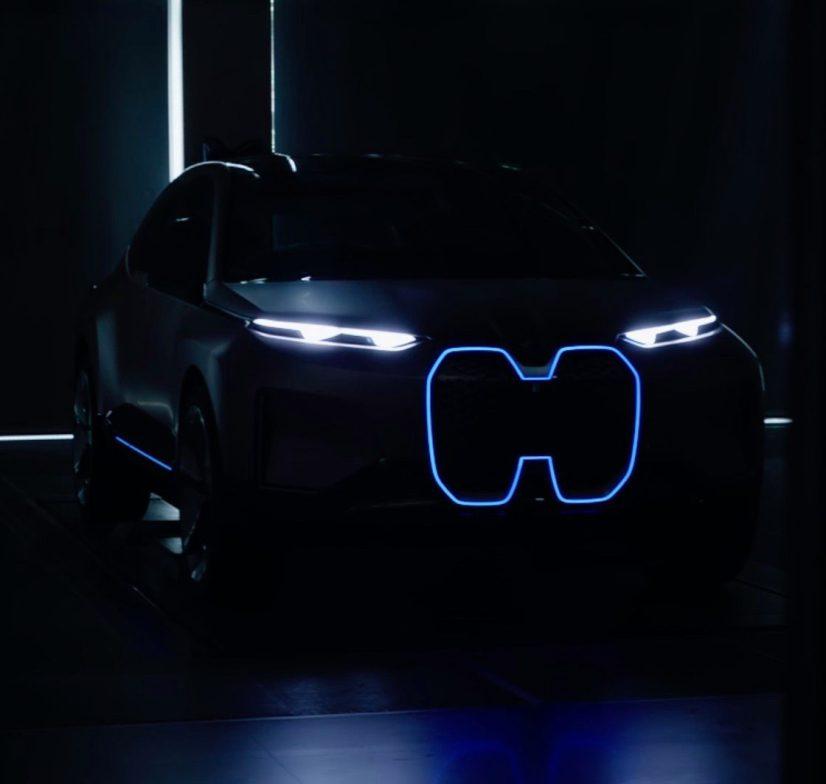 BMW har avslørt det neste elbilkonseptet.