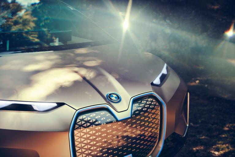 Her er BMWs elektriske SUV-konsept.