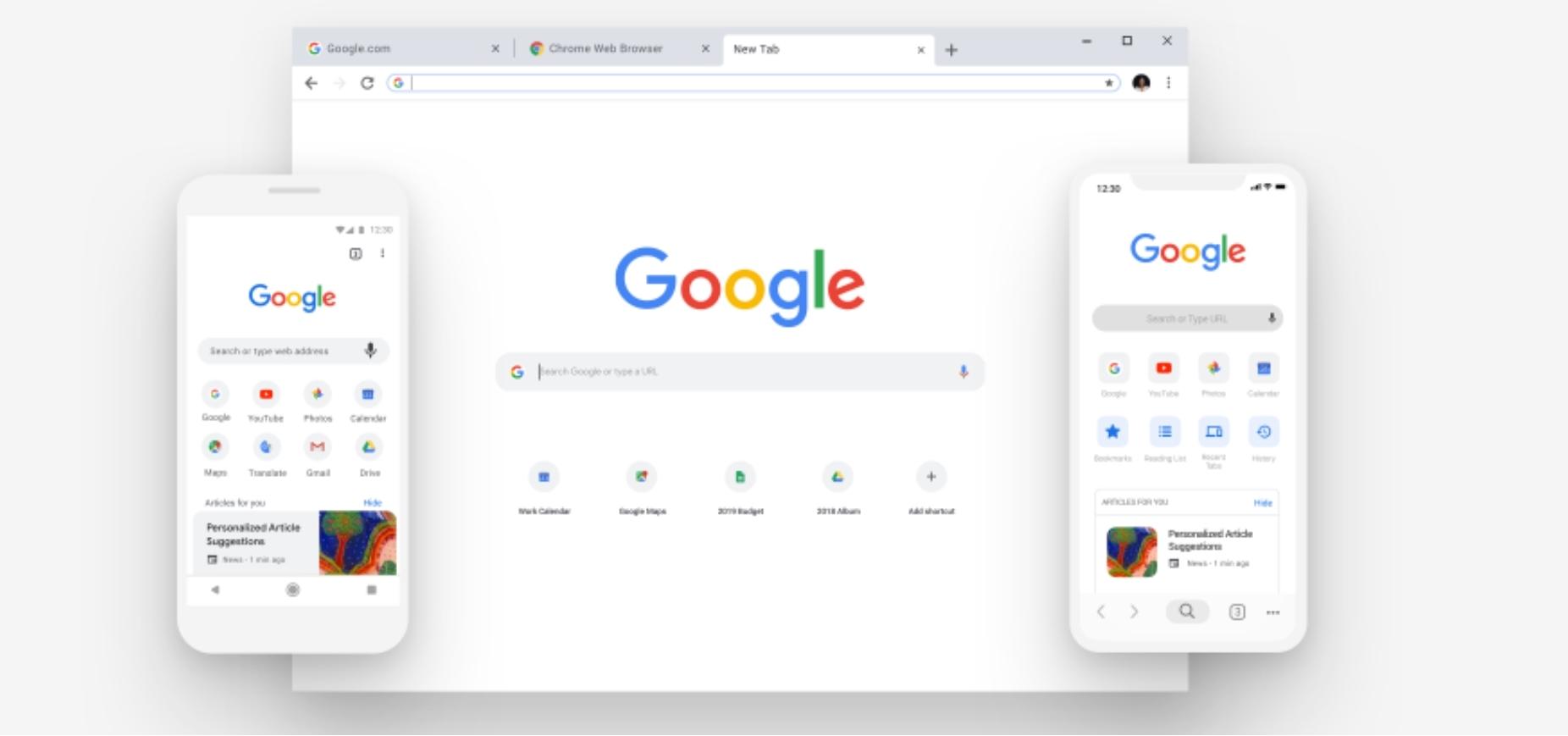Chrome 69 er jubileums-utgaven og kan lastes ned nå