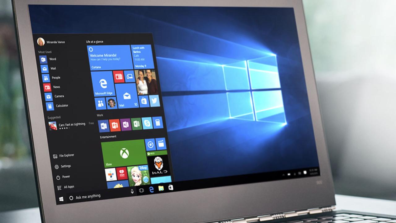 Du må trolig vente på en av de største nyhetene til Windows 10.