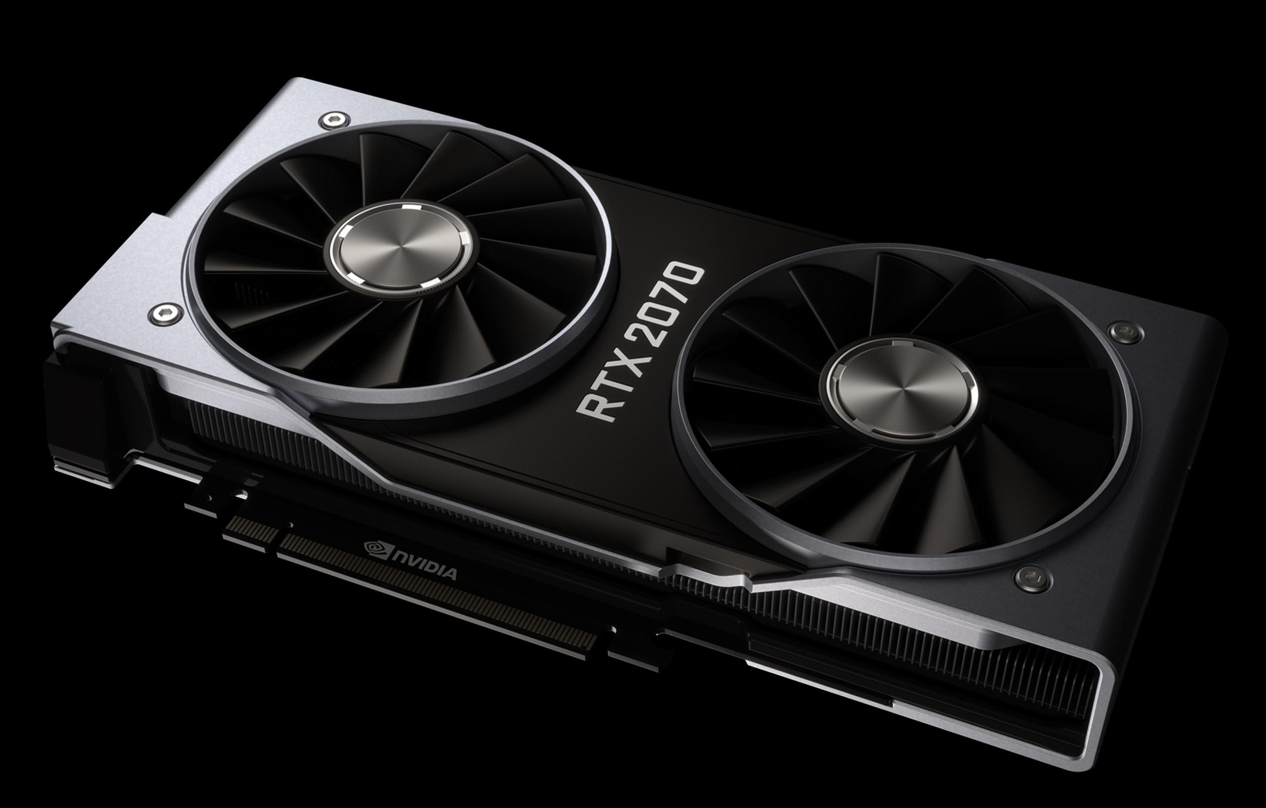 Nvidia RTX 2070 får lanseringsdato.
