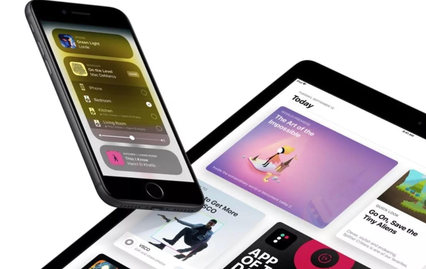 Du kan laste ned iOS 12 i kveld