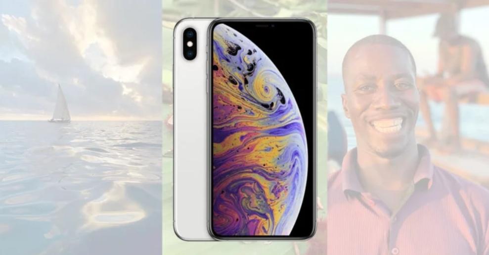 Dette er de første bildene knipset av iPhone Xs