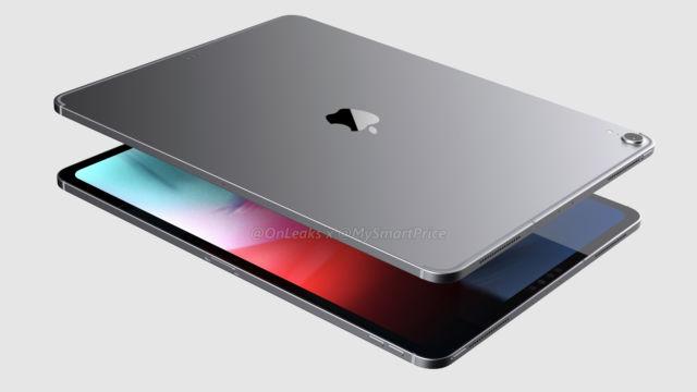 Dette er nye iPad Pro 12,9.
