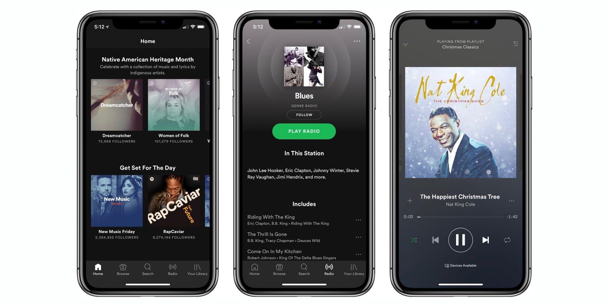 Endelig - nå kan du laste ned mange flere sanger på Spotify.
