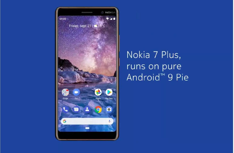 Dette er den første Nokia-en som kan installere Android 9