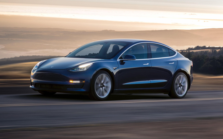 Tesla forbereder seg på europeisk lansering av Model 3.