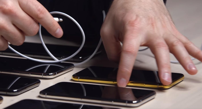 iPhone Xs og Max klarer ikke lade