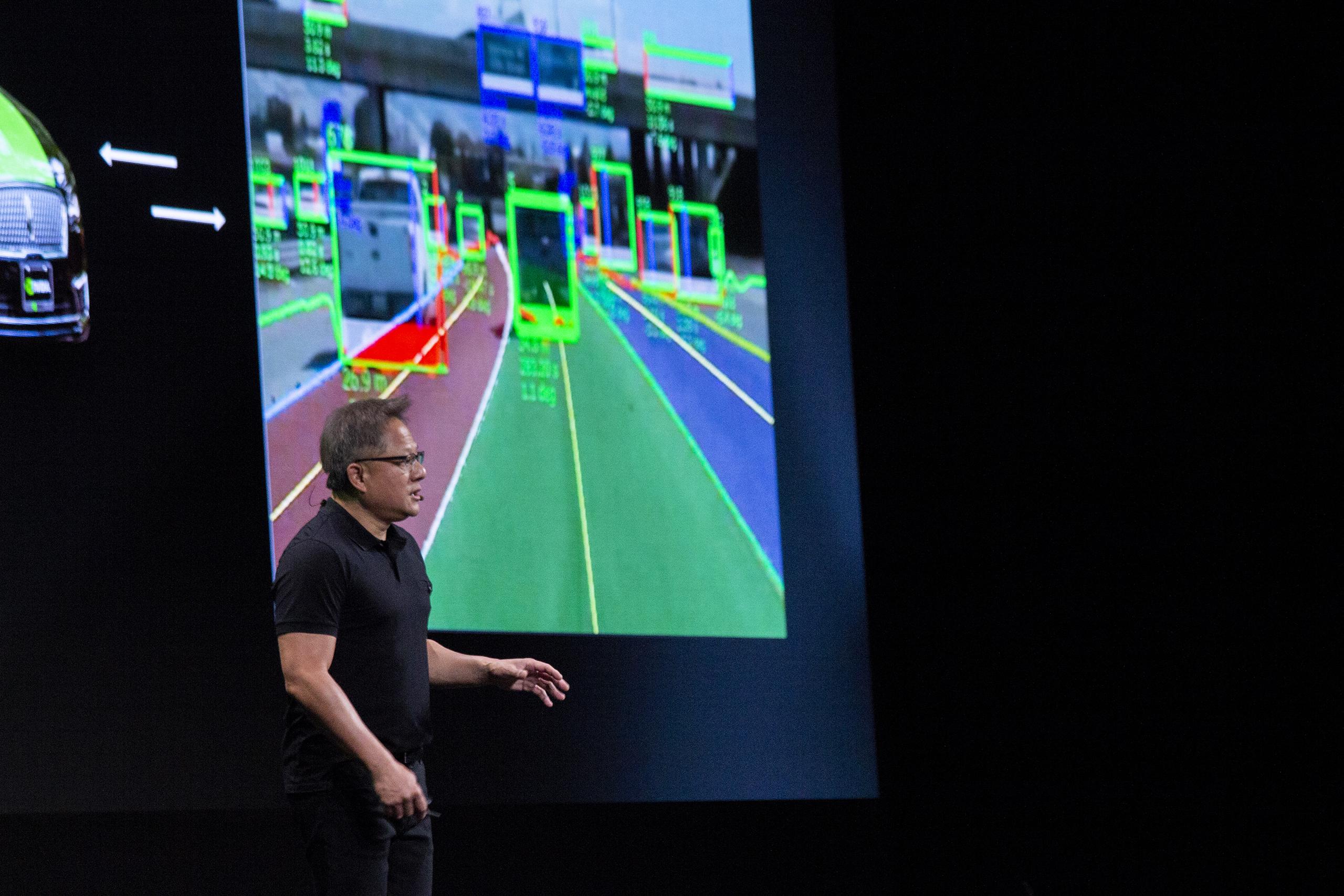 Autonome kjøresystemer må bestå virtuelle førerprøver