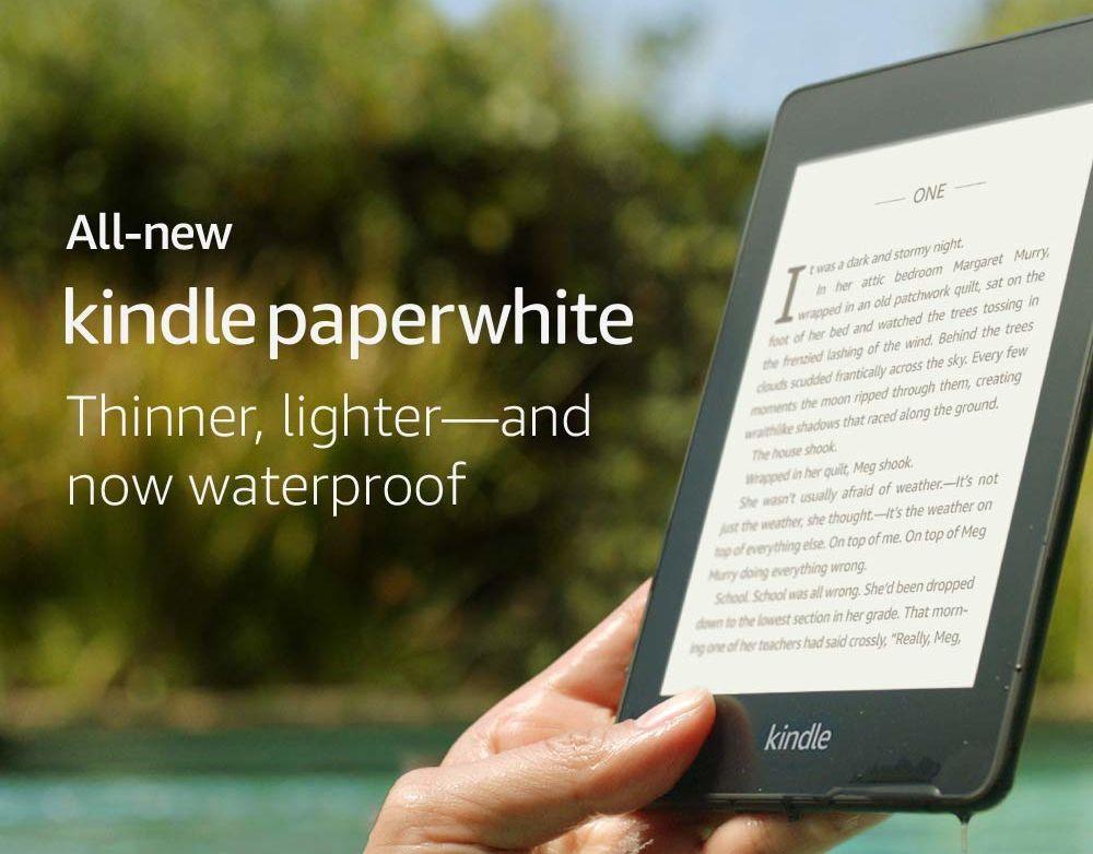 Nye Kindle Paperwhite