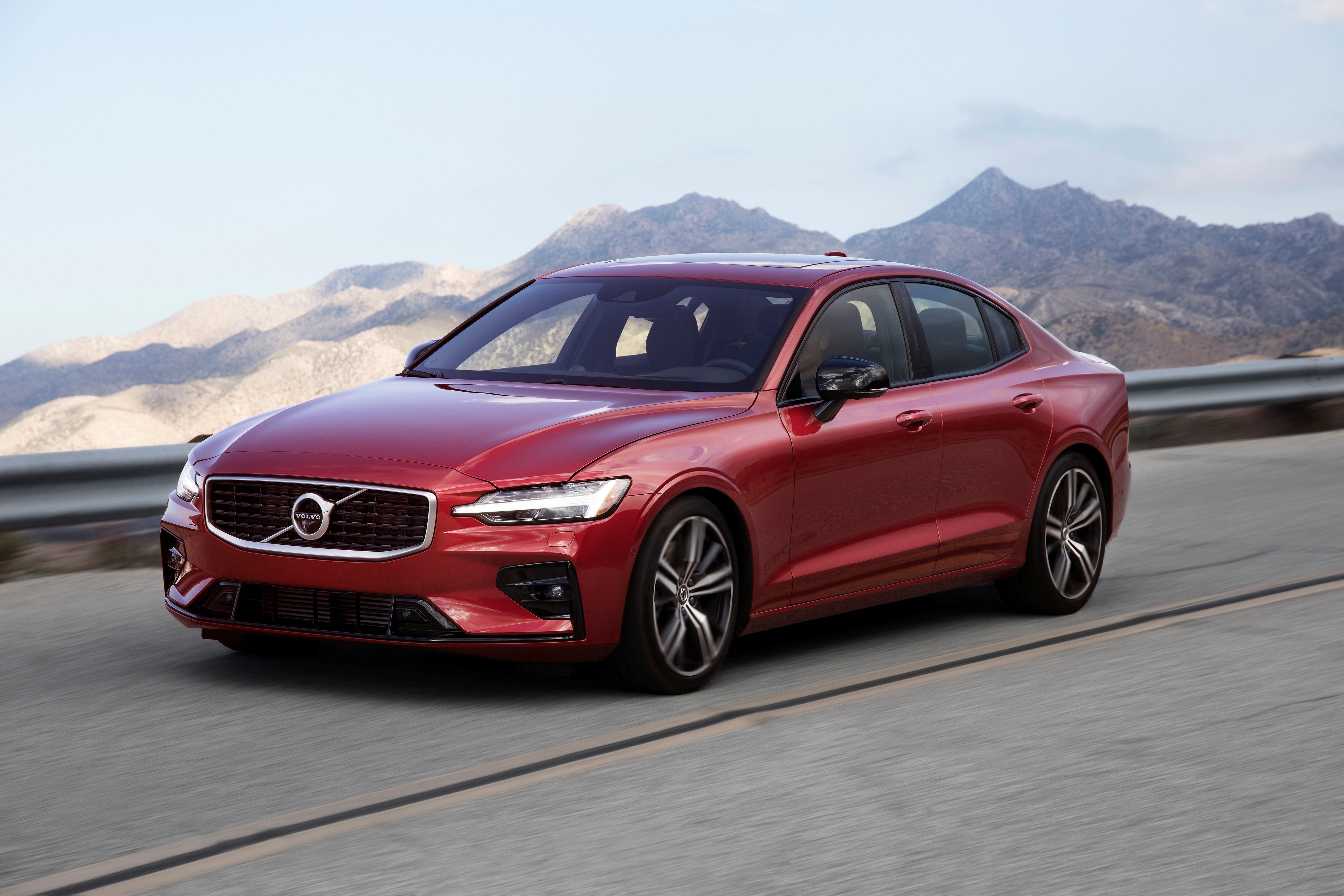 Volvo i samarbeid med Nvidia om autonome biler