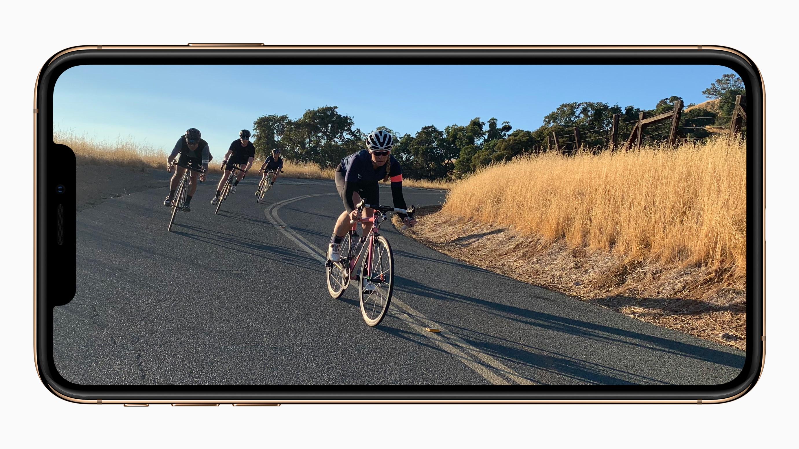 - iPhone XS-kjøperne foretrekker modellene med mest lagringsplass.