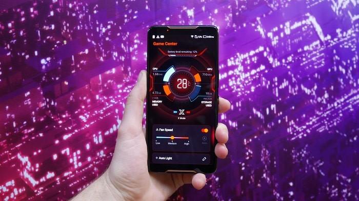 Asus ROG Phone er klar for lansering.