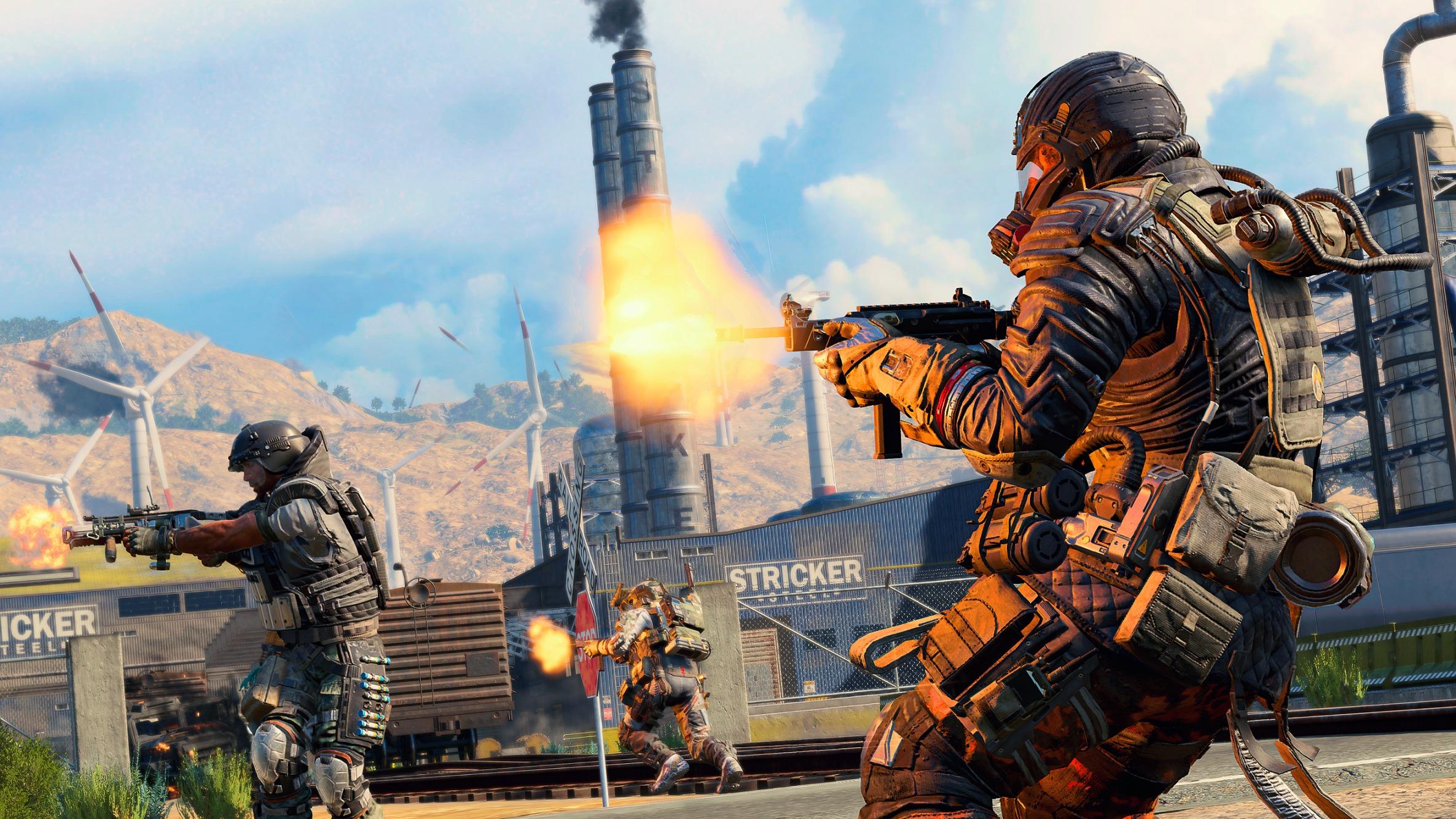 """AMD og Nvidia oppdaterer driverne for """"Black Ops 4""""."""
