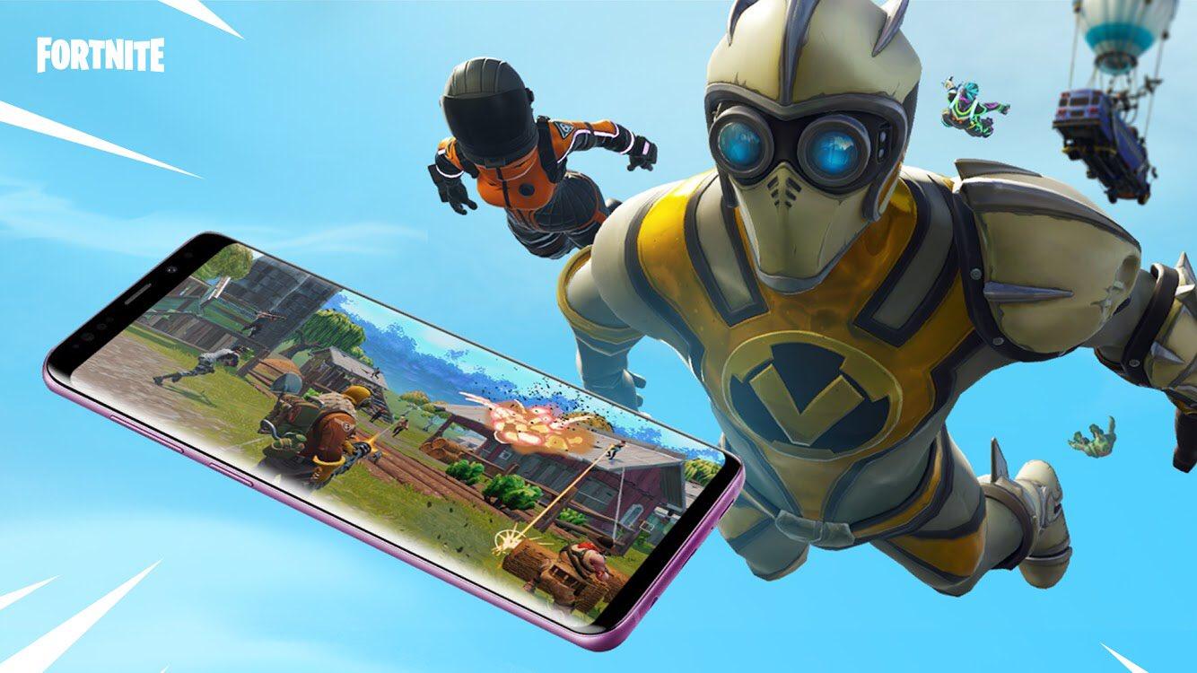 Nå kan alle spille Fortnite på Android