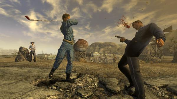 """- Microsoft er nære ved å kjøpe opp """"Fallout: New Vegas""""-utvikleren."""