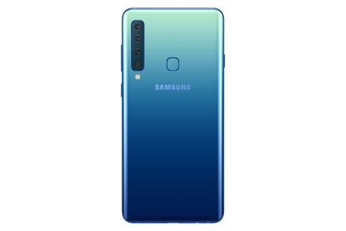 Her er Samsungs Galaxy-mobil med fire kameraer.