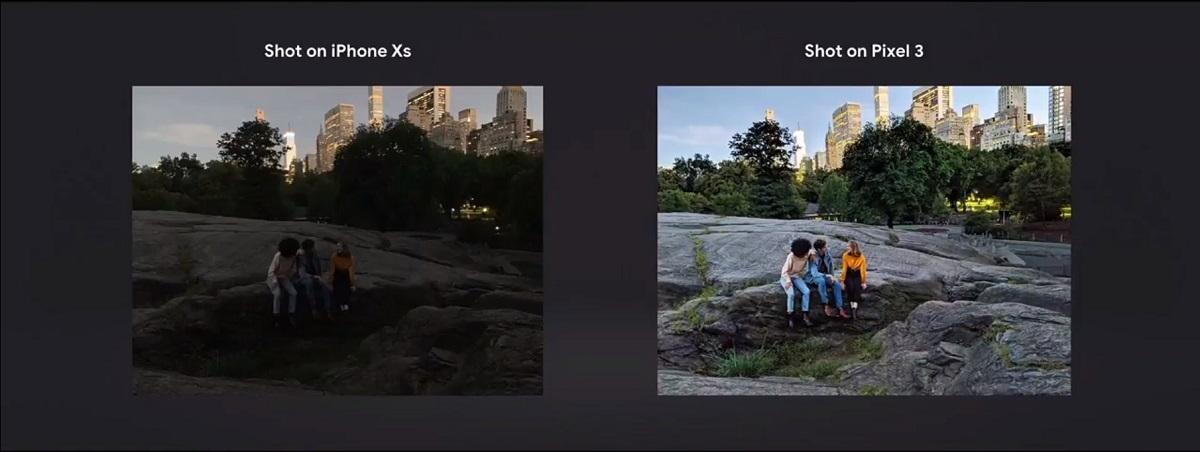 Se før- og etter-bildene: Google bedriver magi med kamera-programvare