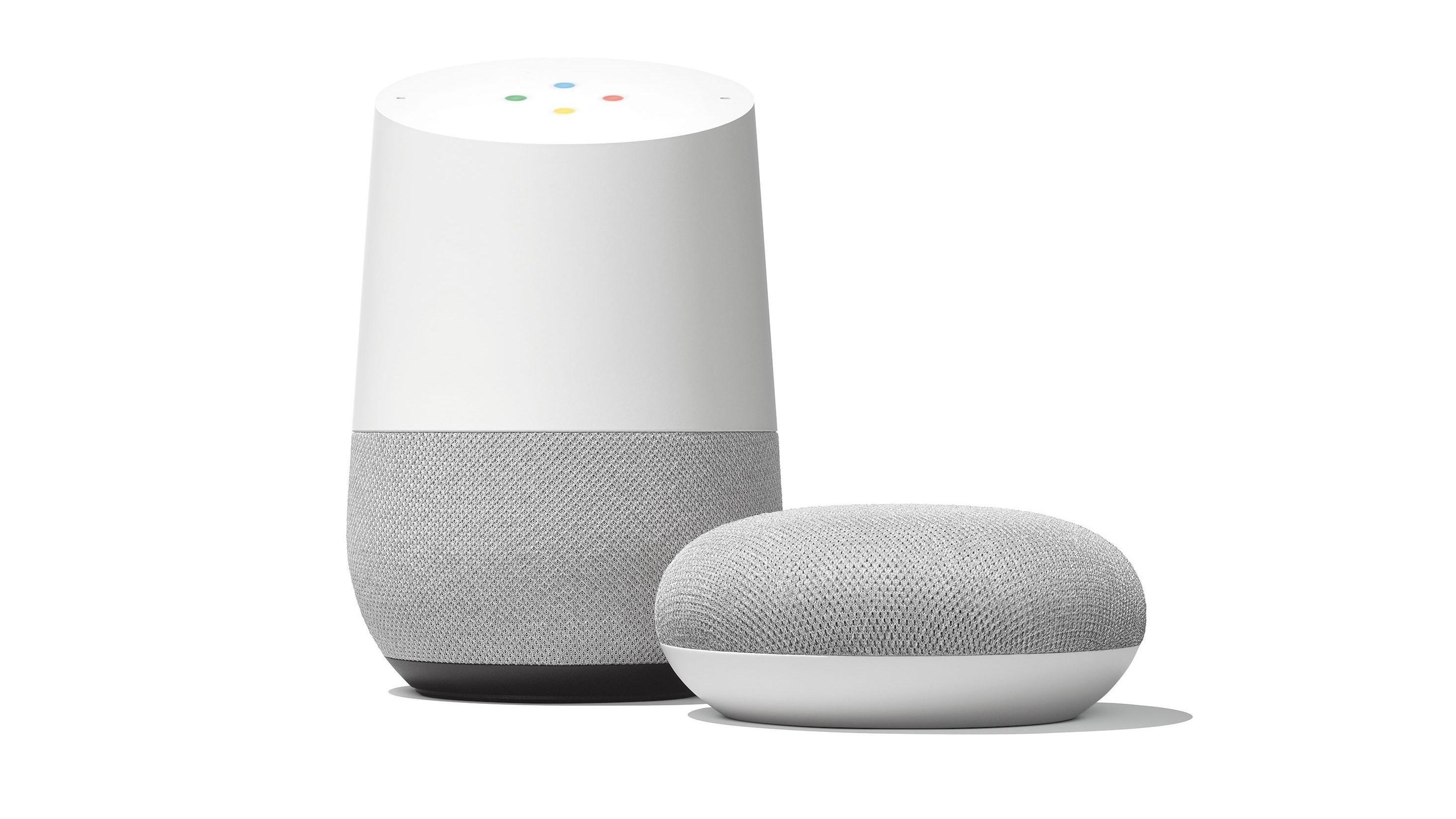 Endelig. Nå kommer Google Home til Norge.