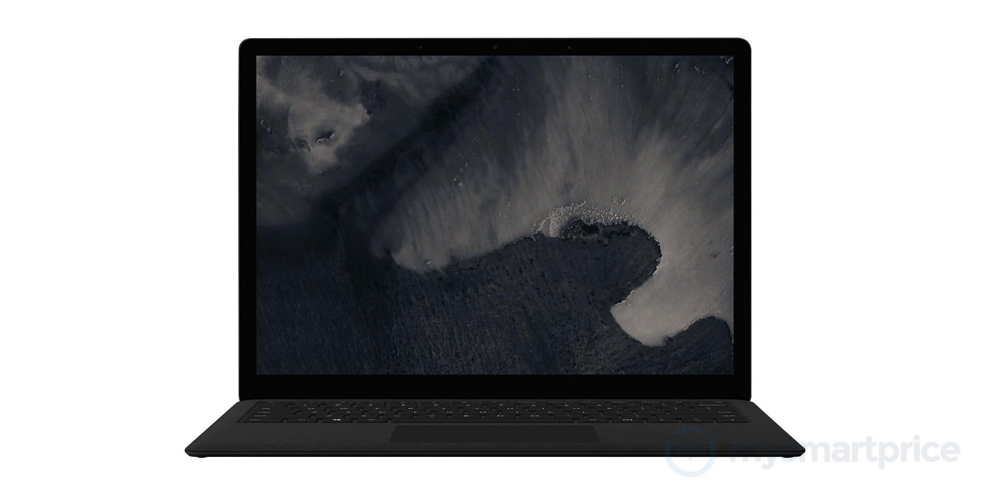 """Microsoft bekrefter at Surface går """"tilbake til svart""""."""