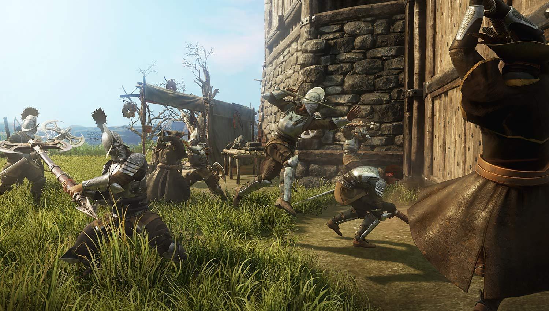 Lekket video viser Amazons kommende MMO RPG.