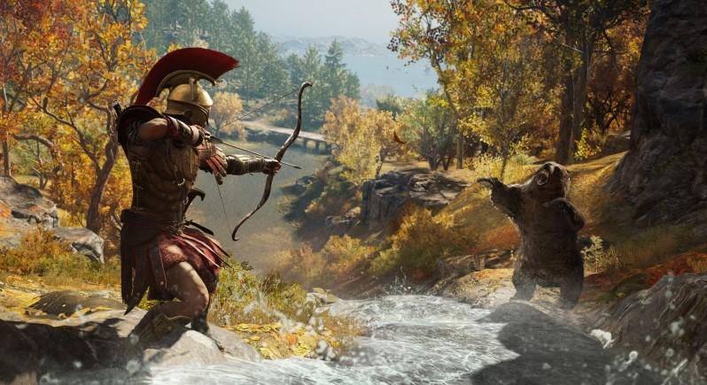 """Slik kan du spille """"Assassin's Creed Odyssey"""" gratis."""