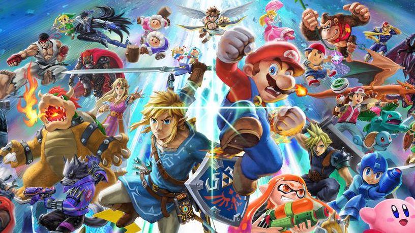 Gjør deg klar for en ny Super Smash Bros. Ultimate Direct-sending!