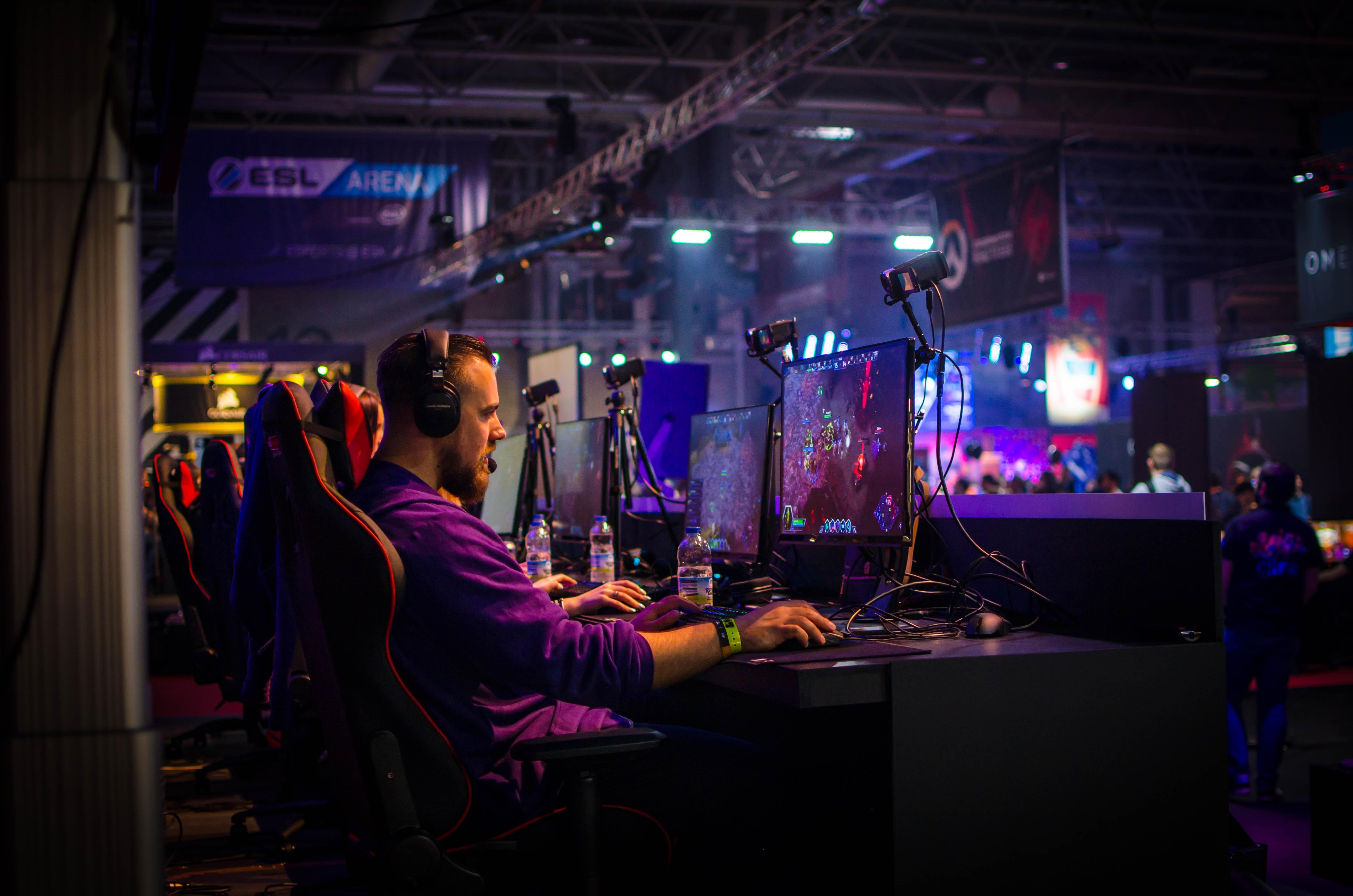Markedet for e-sport vokser fortere i Norge enn i Europa for øvrig