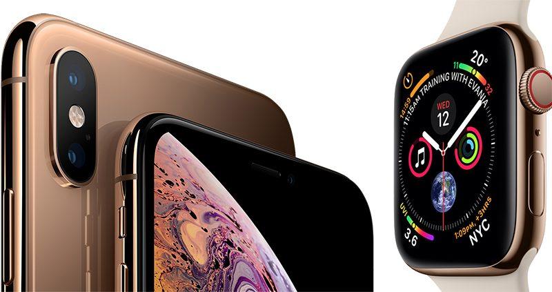 iPhone XS og XS Max rett til topps på Telias liste.