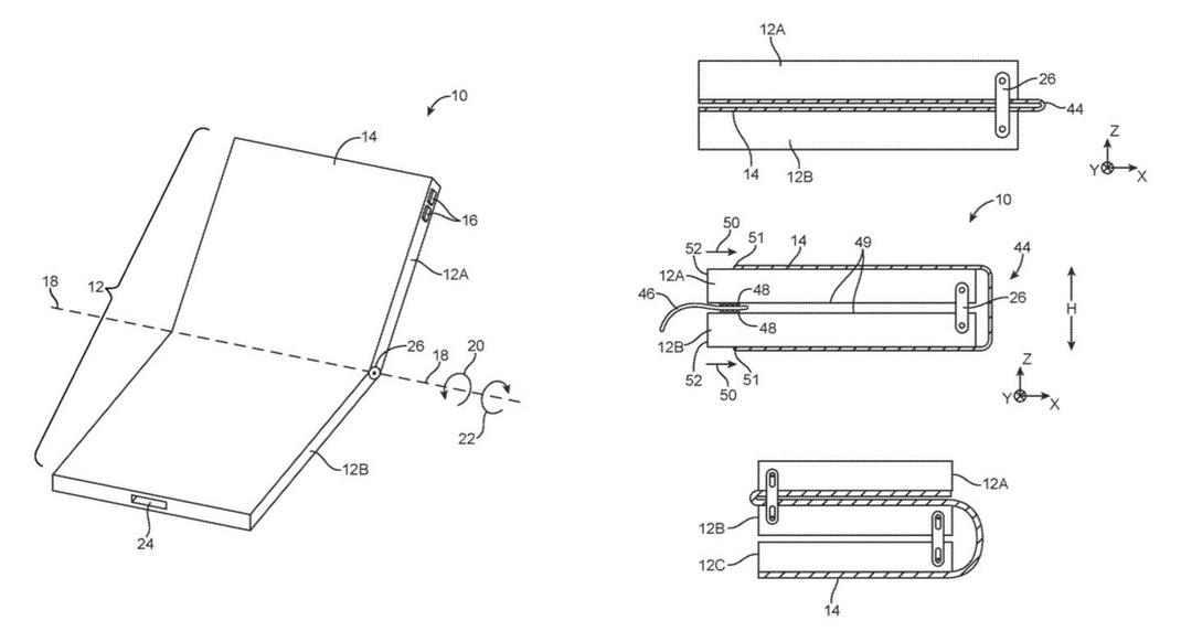 Apple har nå sikret seg patent for fleksible skjermer