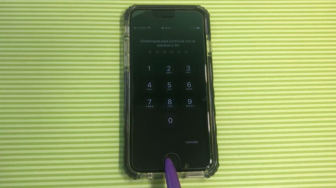 Slik lurer han seg rundt låseskjermen på en iPhone med iOS 12.