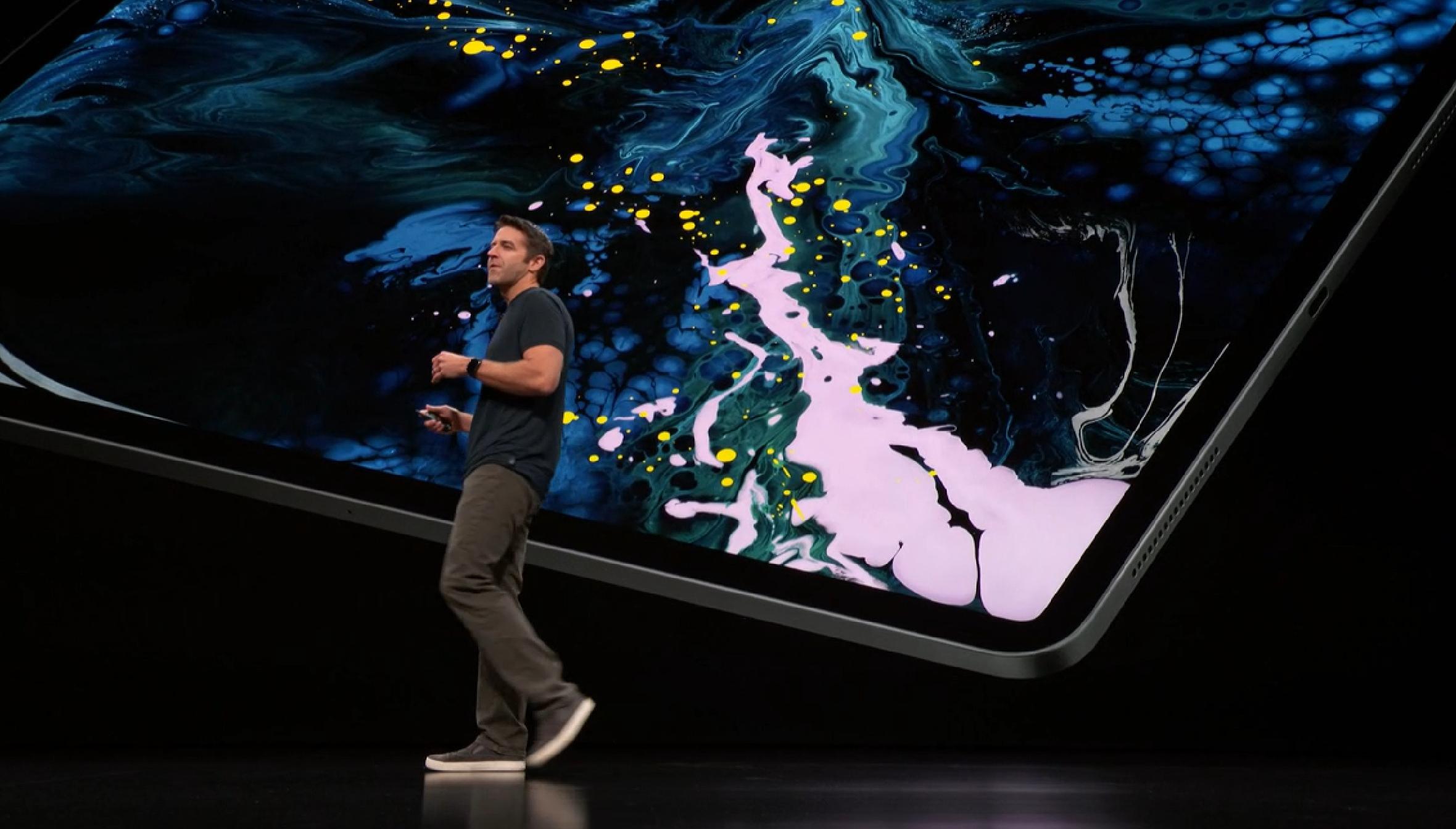iPad Pro er helt ny i år.