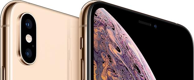 iPhone XS har mye høyere mobildatahastigheter enn iPhone X.