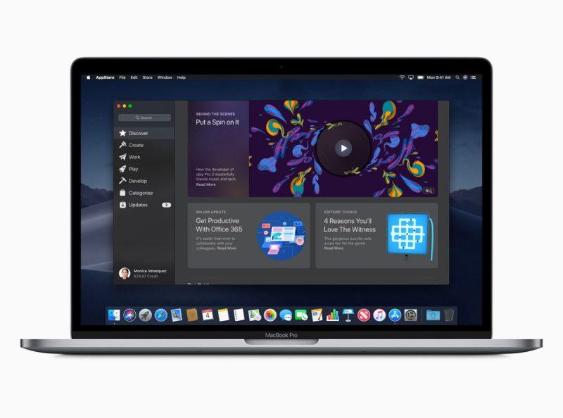 Flere MacBook Pro-brukere får ikke oppdatert til macOS Mojave.