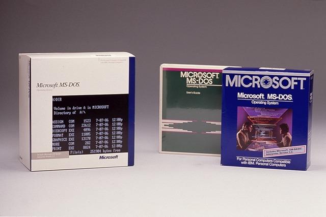 Nå er MS-DOS åpen kildekode.