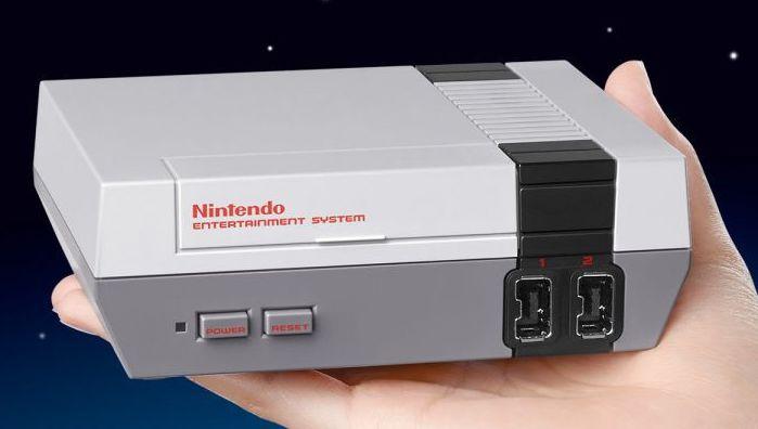 Nintendos mini-konsoller når ny milepæl