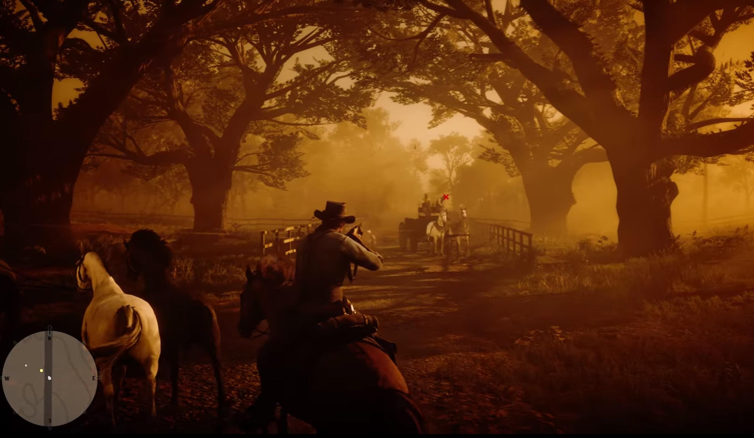 Se den nye Red Dead Redemption 2-traileren