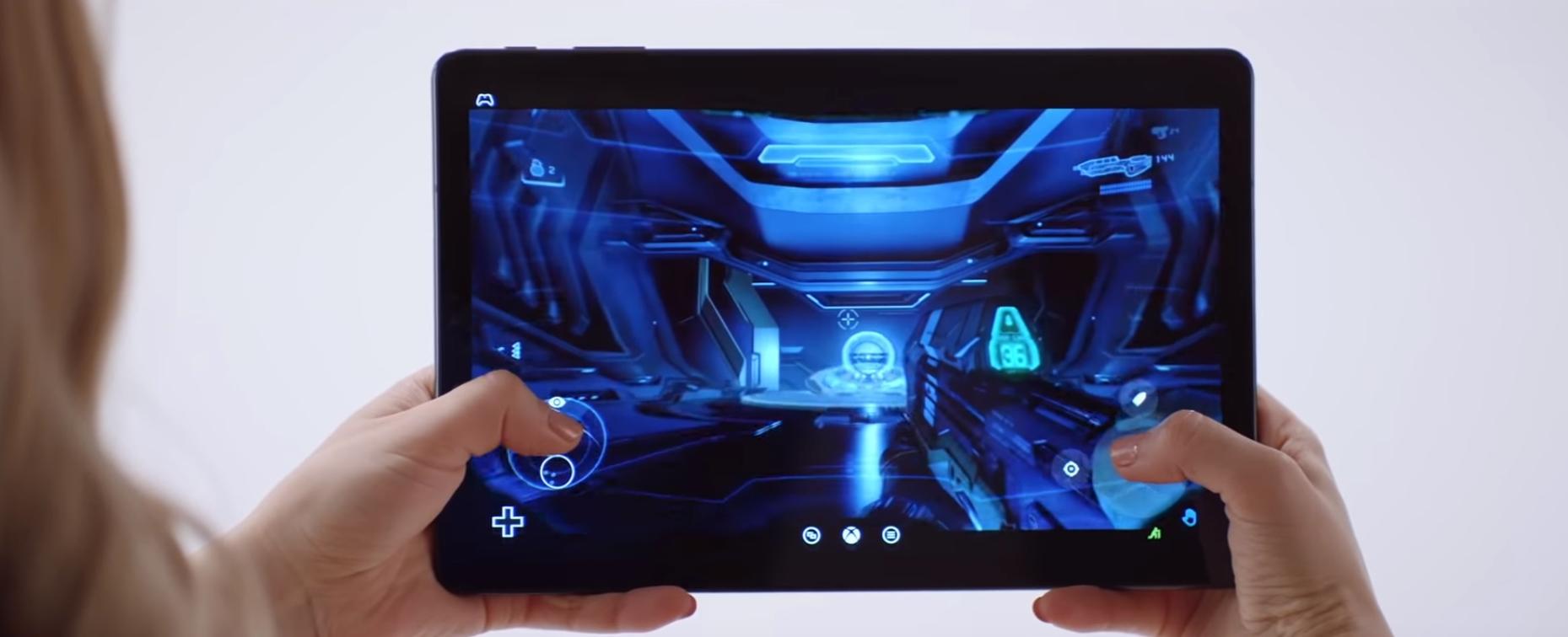 Microsoft har annonsert spill-fremtiden: Project xCloud