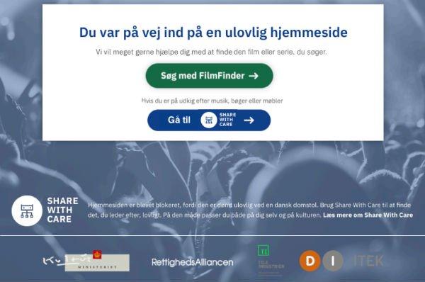 Dette møter danske nettpirater.