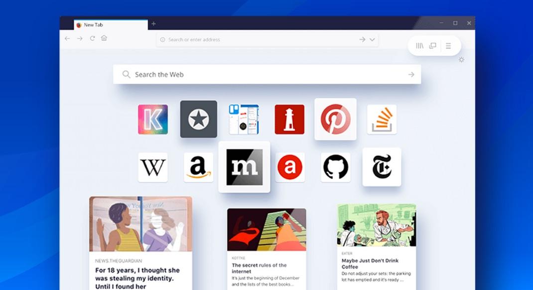 Firefox fjerner støtten for RSS internt