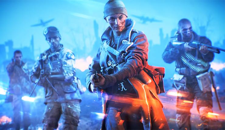 Battlefield V får Battle Royale-modus. Men vi må vente en stund.