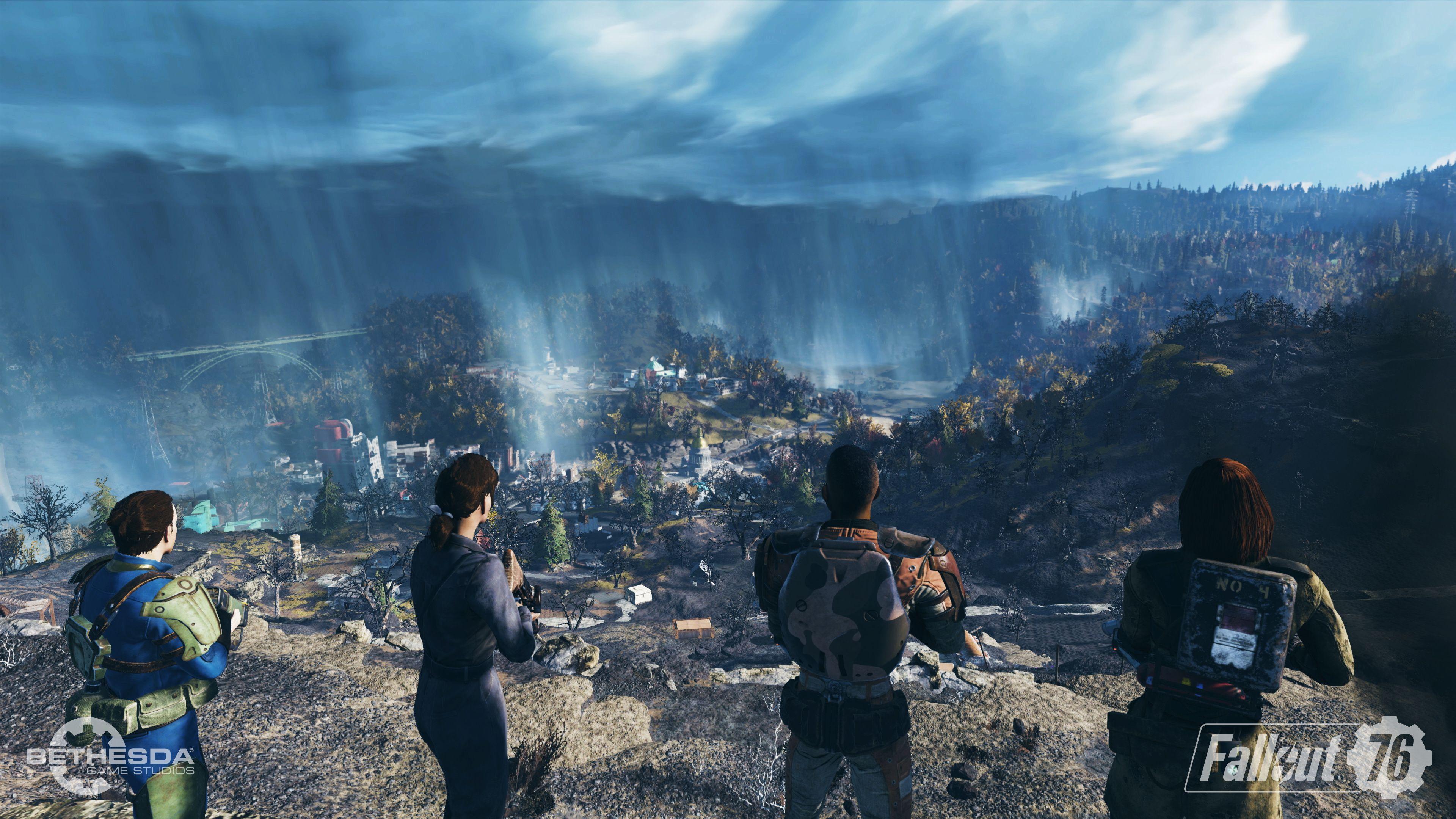 VI STRØMMER SNART: Fallout 76