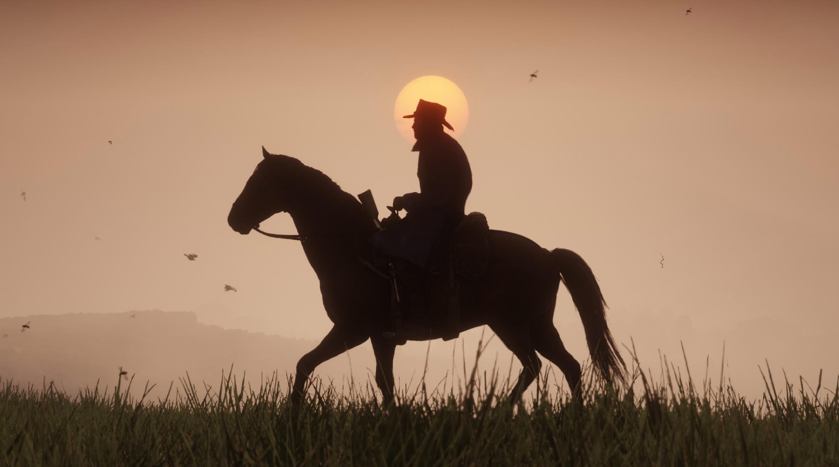 Red Dead Redemption 2 er det nærmeste du kommer et annet liv