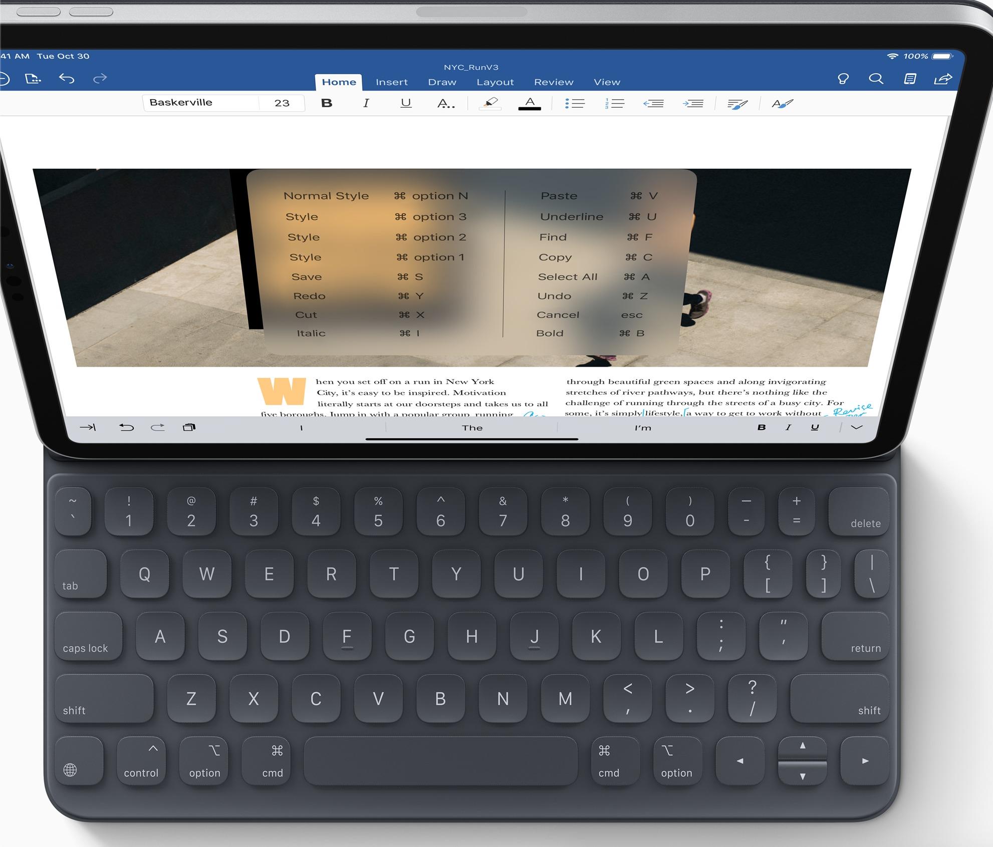 Apple-toppsjef er enig med meg, så hvorfor er iPad fremdeles så dårlig som bærbar?