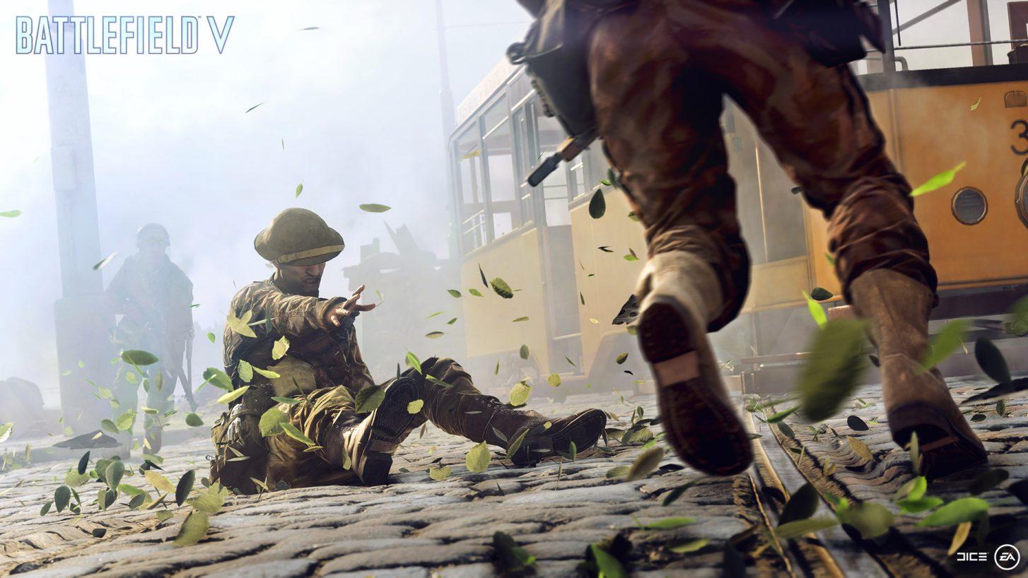 Battlefield V er mer av det samme, men det er ikke nødvendigvis et problem